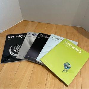 Sotheby's gem books bundle